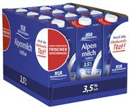 Weihenstephan H-Alpenmilch 3,5 % Fett 12 x 1 l Packungen