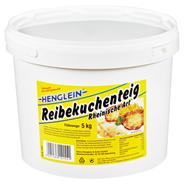 Henglein Reibekuchenteig Rheinische Art, aus frischen Kartoffeln 5 kg Eimer