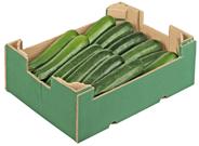 Zucchini Deutschland - 5,00 kg Kiste