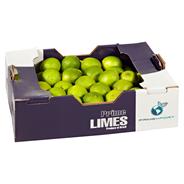Limetten aus Malaysia 2 kg Kiste