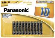 Panasonic Micro Alkaline LR03AP