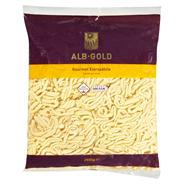 Alb Gold Gourmet Eierspätzle pfannenfertig 2,5 kg Packung