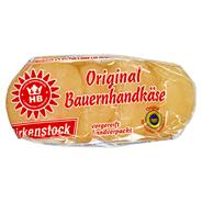 Birkenstock Bauernhandkäse deutscher Weichkäse, Sauermilch Käsespezialität, gereift, 0,5% Fett 250 g