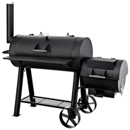 Holzkohlegrill Smoker Milwaukee