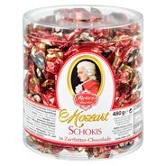 Reber Mozart Schokis in Zartbitter-Schokolade Dose