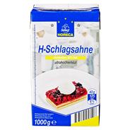 Horeca Select H-Schlagsahne 32 % Fett 1 l Packung