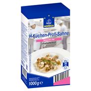 Horeca Select H-Küchenprofisahne 24 % Fett 1 l Packung