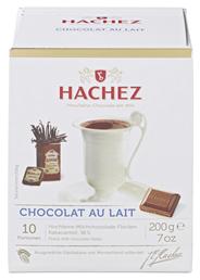 Hachez Chocolat Au Lait 200 g Packung