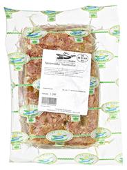 Vetschauer Spreewalder Bauernsülze Schweinekopffleisch (43 %), Schweinefleisch ( 9 % ), Gurken (16 % ), vak.-verpackt ca. 2,5 kg