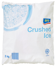 Aro Crushed Ice 2 kg Beutel