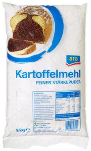 aro Kartoffelmehl 5 kg Packung