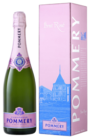 Pommery Brut Champagner Rosé 6 x 0,75 l Flaschen