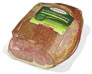 Abraham Katenschinken fein-würzig, geräuchert, Kernstück ca. 3,5 kg