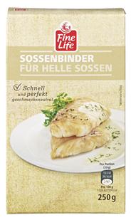 Fine Life Saucenbinder hell 250 g Packung