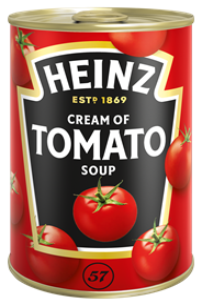 Heinz Tomatencrèmesuppe 400 g Dose