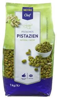 Horeca Select Pistazienkerne aus Irland - 1 kg Beutel