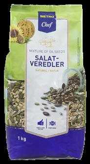 Horeca Select Salatveredler mit Pinienkernen, aus Deutschland - 1 kg Beutel