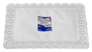 Horeca Select Spitzenpapier eckig Weiß - 250 Stück