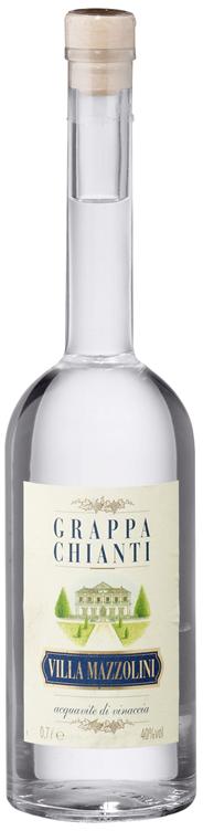 Villa Mazzolini Grappa Chianti 40 % Vol. 6 x 0,7 l Flaschen