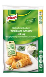 Knorr Caterline Röstischmankerl mit Frischkäse-Kräuter-Füllung 3 kg Beutel