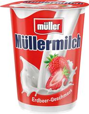 Müllermilch Schoko 0,5 l Becher