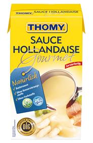 Thomy Gourmet Sauce Hollandaise 23 % Fett 1 l Packung