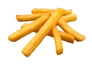 Lamb Weston Stealth Fries vorfrittiert, mit Schale, 11 x 11 mm 4 x 2,5 kg