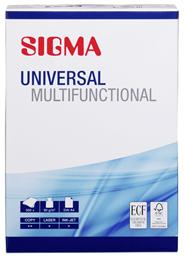 Sigma Kopierpapier Universal weiß DIN A4 Multifunctional, 80 g/m² 500 Blatt