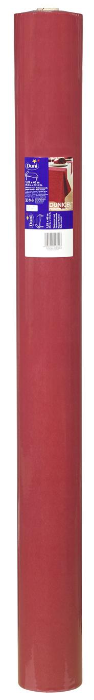 Dunicel Tischdeckenrolle 1,25 m x 40 m Bordeaux