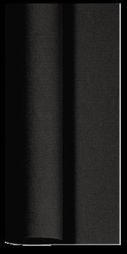 Dunicel Tischdeckenrolle 1,25 m x 40 m Schwarz