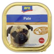 Aro Hundemenü Wild & Geflügel 300 g Dose