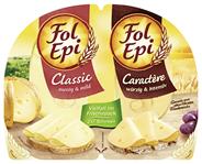 Fol Epi Duo Classic Caractère Scheiben mild und nussig 50 % Fett 140 g Packung