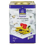 Horeca Select Peperoni eingelegt, mild, pikant 14,5 kg Kanister