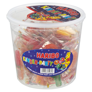 Haribo Kinder Party ca. 70 Portionsbeutel 850 g Dose