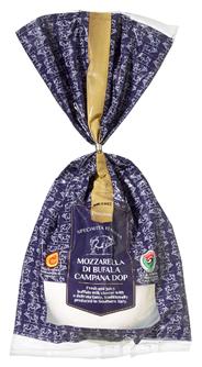 Cascina Verdesole Büffelmozzarella 52 % Fett i. Tr. 12 x 250 g Beutel