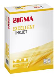 Sigma Kopierpapier Excellent Inkjet DIN A4 500 Blatt