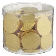 WAL COR Schokogeldmünzen 1 Dose à 500 g 500 g Dose