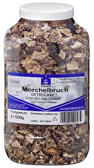 Horeca Select Morchelbruch getrocknet - 500 g Dose