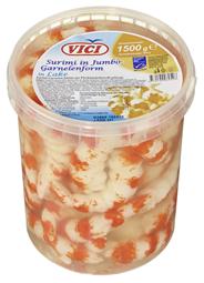 Vici Surimi Maxi Shrimps in Lake 1,5 kg Eimer
