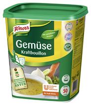 Knorr Gemüse Kraftbouillon 120 x 1 kg Dosen