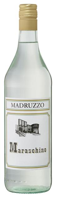 Madruzzo Maraschinolikör 30 % Vol. 1 l Flasche