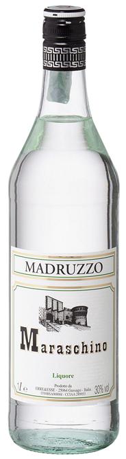 Madruzzo Maraschinolikör 30 % Vol. 6 x 1 l Flaschen