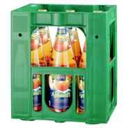 Glankrone Apfelsaft klar, 100% Fruchtgehalt 6 x 1 l Flaschen