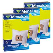 Electrolux Menalux 1000 Staubbeutel je 5 Staubbeutel + 1 Micro Filter Duraflow 3 x 3 Stück