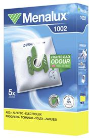 Menalux 1002 Staubbeutel 3er Pack zu je 5 Staubbeutel + 1 Micro Filter