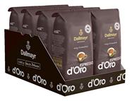 Dallmayr Espresso d'Oro ganze Bohnen 8 x 1 kg Beutel
