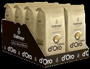 Dallmayr Crema d'Oro ganze Bohnen 8 x 1 kg Beutel