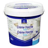 Horeca Select Crème Fraîche 38 % Fett 6 x 1 kg Eimer