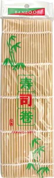 Sushi Maki Bambusmatte Sushi-Rollmatte 1 Stück Packung