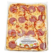Pizza Lorenzo Familienpizza Salami Salami 1,15 kg Packung